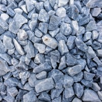 14-20mm Blue  Ice Chippings