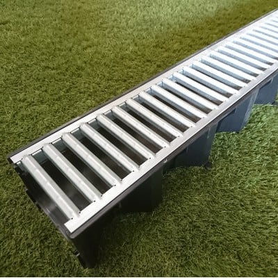 ACO Galvanised Drain Unit