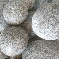200-300 Silver Grey Rounded Boulders