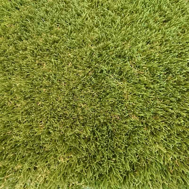 35mm Tri-Colour Artificial Grass with Spring-back technology