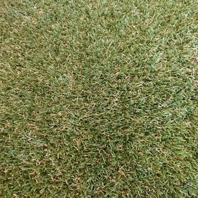 25mm Tri-Colour Artificial Grass Budget Product