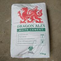 25kg Bag Premium White Cement