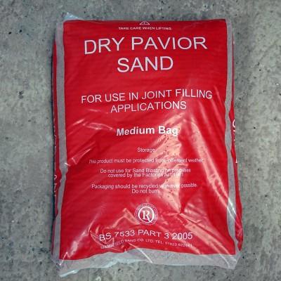 25kg Bag Kiln Dry Sand