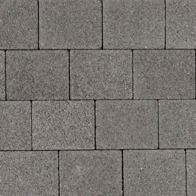 Barleystone 60mm Granite Paving Black
