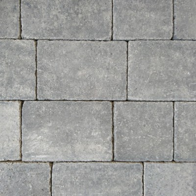 Barleystone Kingspave Cobble Silver Grey