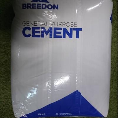 25kg Bag  Breedon Cement (Waterproof Bag)