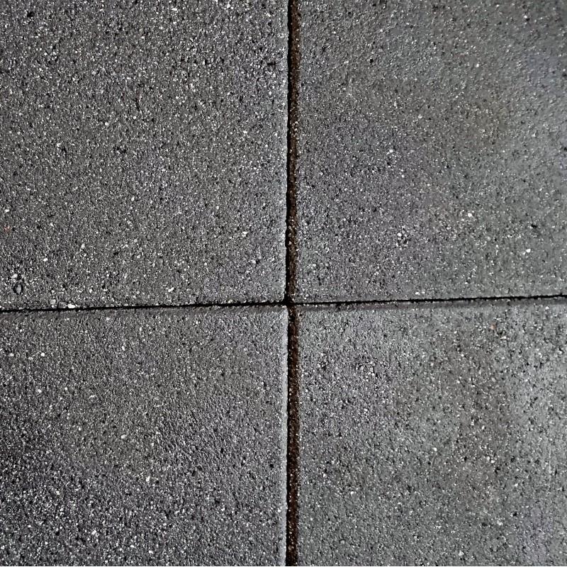 Barleystone Granite Paving Slabs Black
