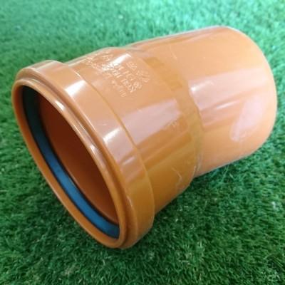 110mm 15° Single Socket Bend